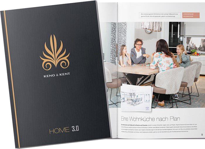 KenoKent Home 3.0 Einrichtungsbuch 2HK